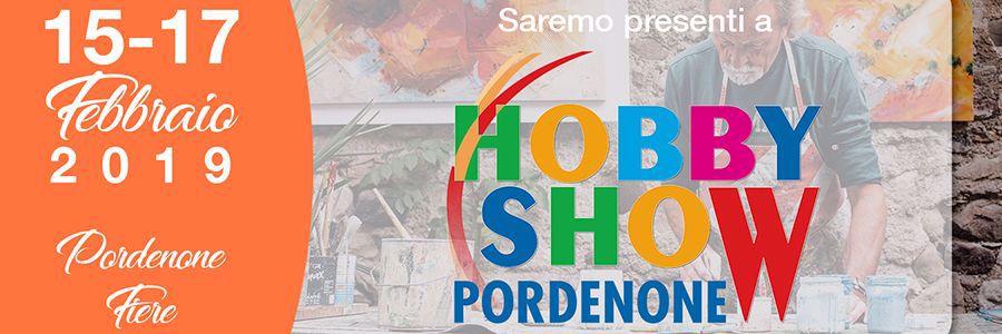 Angelella sarà presente nel fantastico mondo dell'Hobby Show di Pordenone