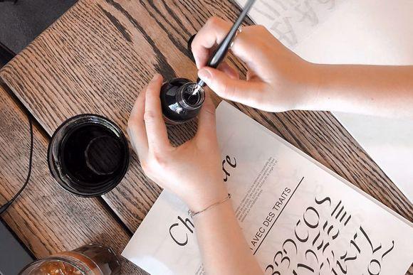 La (ri)scoperta della calligrafia
