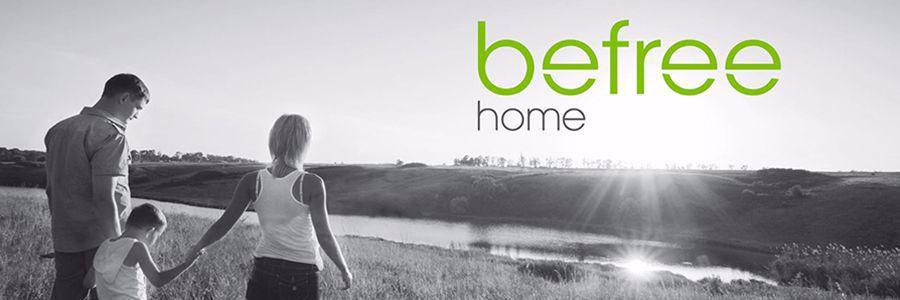 Befree Home. Puliamo come pulisce la natura