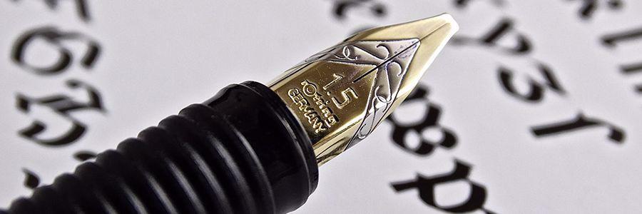 Calligrafia e altri rimedi