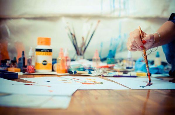 Immagine per la categoria Belle arti e Hobbistica
